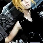 Final Fantasy 7 Advent Children - Cloud Strife Cosplay