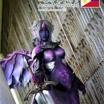Claymore - Priscilla Awakened Form Cosplay