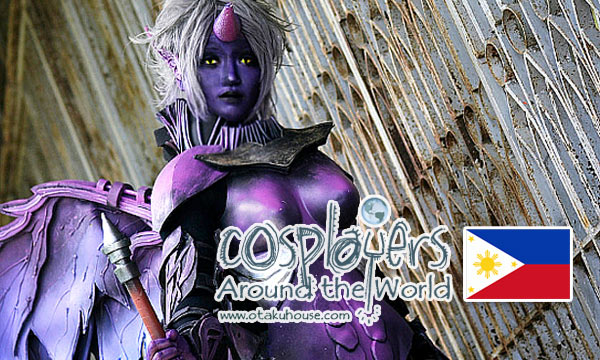Claymore - Priscilla Awakened Form Cosplay