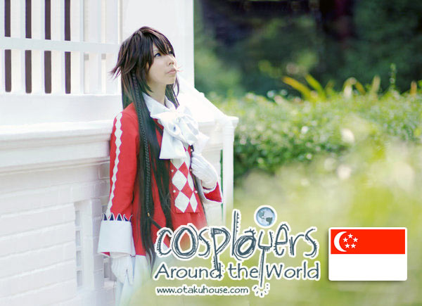 Pandora Hearts - Alice Cosplay