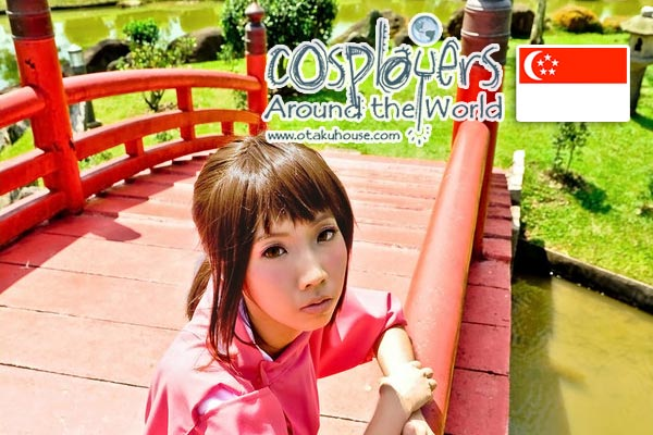 Cosplayers Around the World Feature : Dearttolife from Singapore