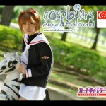 Cardcaptor Sakura Cosplay