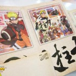 Exclusive Naruto Stamps