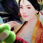 Pretty Taiwanese 2D Babe