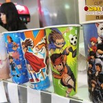 Anime Cups at the Bar