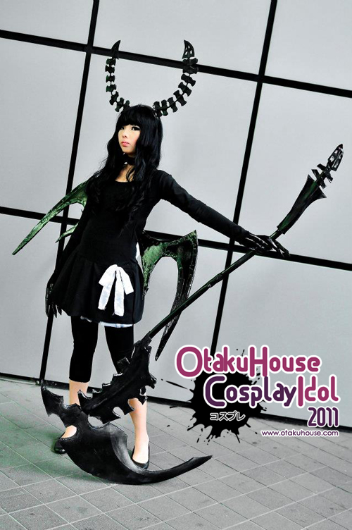 11.Serene Teo - Dead Master From Black From Shooter(647 likes)