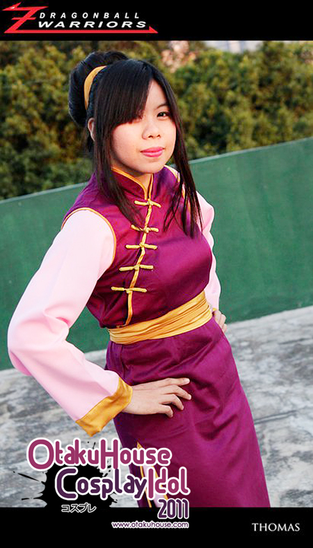 Maia - Chi Chi From Dragon Ball Z