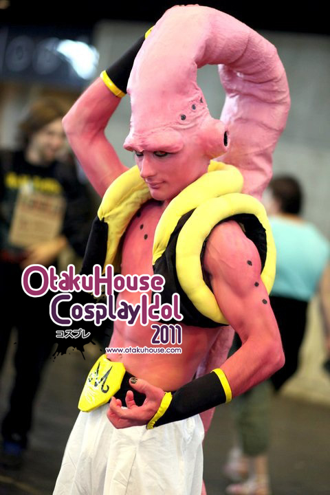 18Fly - Majin Buu From Dragon Ball Z