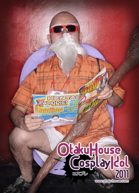 Juan Camilo Rodriguez Reyes - Master Roshi From Dragon Ball Z