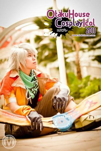 29. Echow Eko - Hope Estheim From Final Fantasy XII(425 likes)
