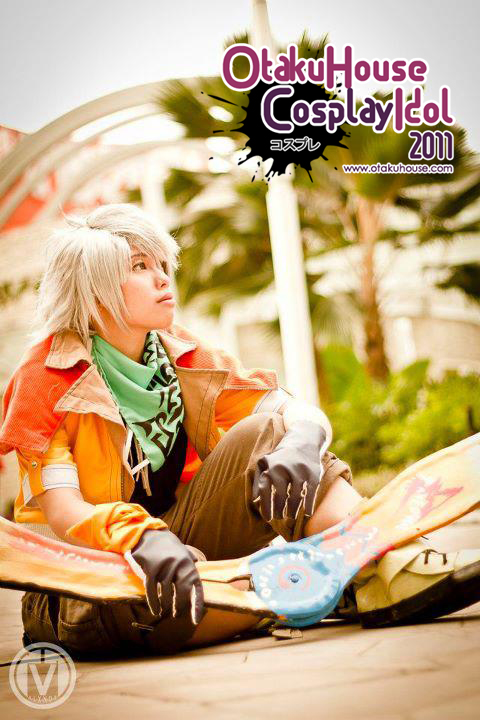 29.	Echow Eko - Hope Estheim From Final Fantasy XII(425 likes)