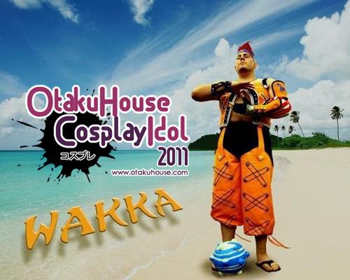 Danny Gonzalez - Wakka From FinalFantasy X