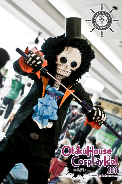 30.	Gemzki Stone - humming Brook From One Piece(415 likes)