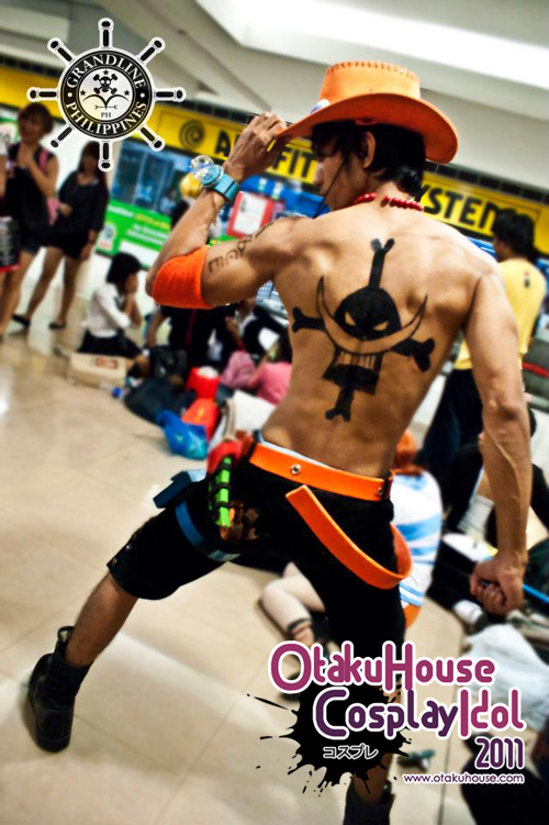 23.	Arvin Tranate - Portgas D. Ace From One Piece(457 likes)