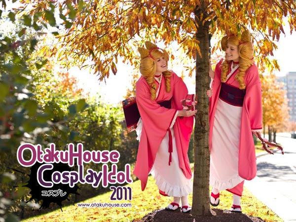 21.	Emile Gschweng and Morgan Johnson - bonbori and Houzuki From Otome Youkai Zakuro (636 likes)