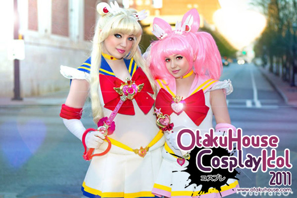 27.	Quorra Flynn and Sister - Super Sailor Moon and Super Sailor Chibi Moon From Sailor Moon superS(520 likes)