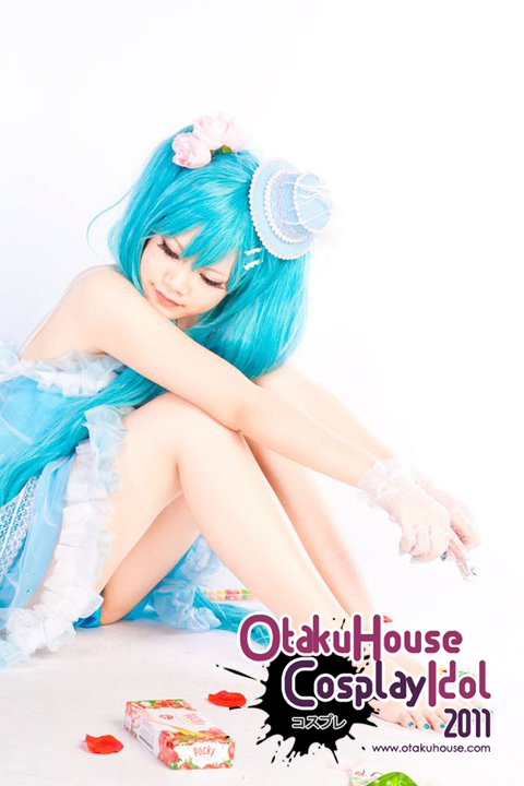 Miku Cosplay Hot