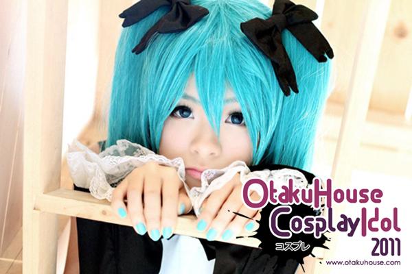 2. Valxonia De Vi - Hatsune Miku From Vocaloid(1158 likes)