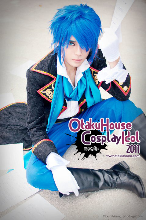 Alfred - Kaito(Sandplay of Dragon Version) From vocaloid