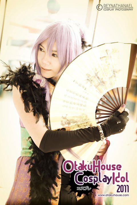 Alexandra Crosszeria - Gakupo Kamui From vocaloid