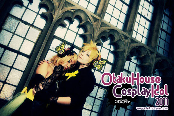 15. Pockythief and Sephi - Len and Rin Kagamine From Vocaloid 2(772 likes)
