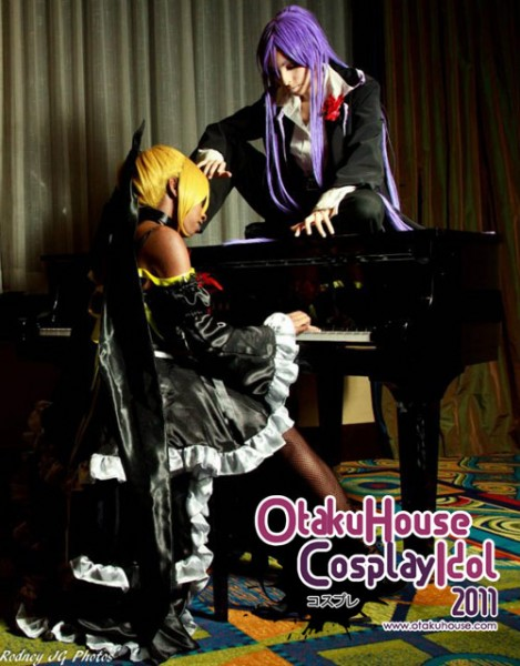 29. Ciel Trancyhive and Zexion Converted Saix - Len Kagamine and Gakupo Kamui From Vocaloids(490 likes)