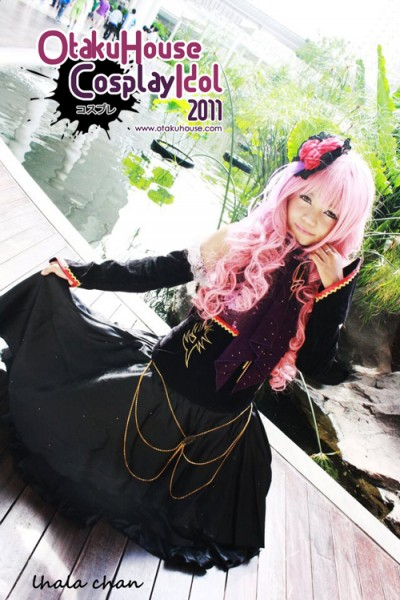 24. Lhala Chan - MEeurine Luka From Vocaloids(456 likes)