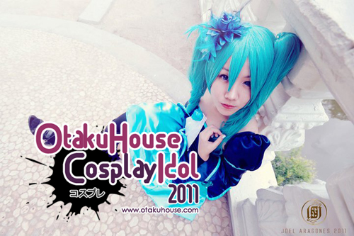 Top Vocaloid Cosplayers 2011