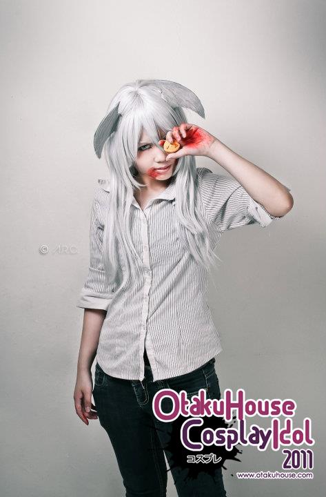 14.Shine Ng - Yami Bakura From Yu-gi-oh (564 likes)