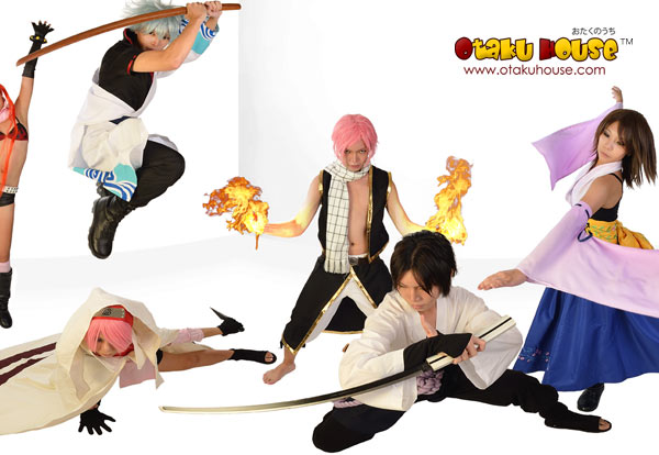 Otaku House Cosplay Costumes