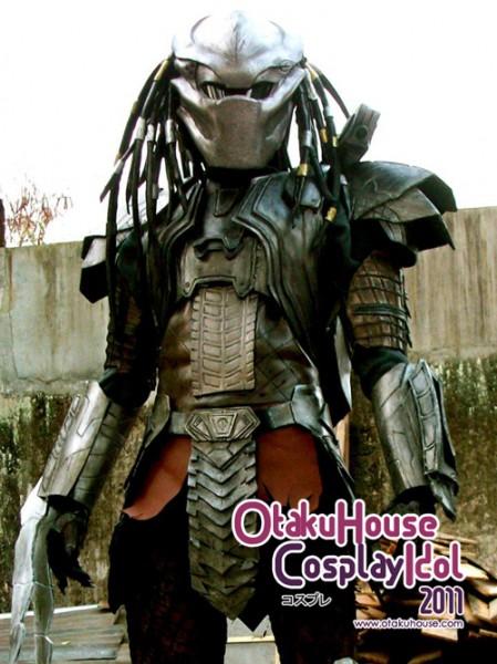 23. Magisterian Phalevi - Scar Predator From Alien Vs Predator Movie(623 likes)