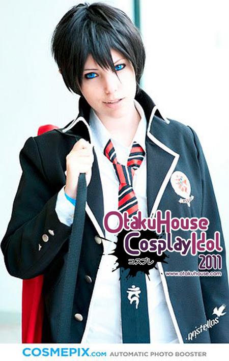 2.Shayou Michaelis - Okumura Rin From Ao No Exorcist(1074 likes)