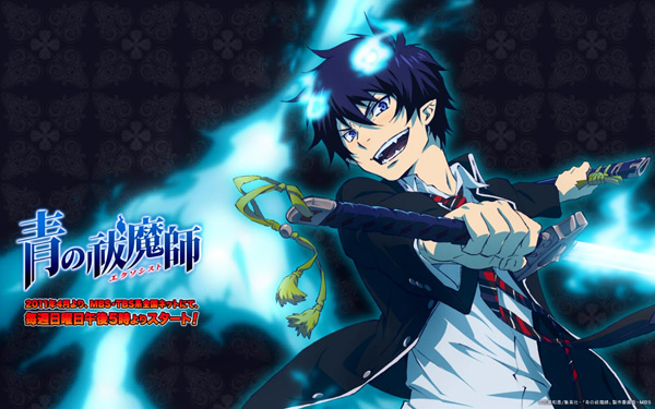 #9:Ao No Exorcist - Rin Okumura (58 votes)
