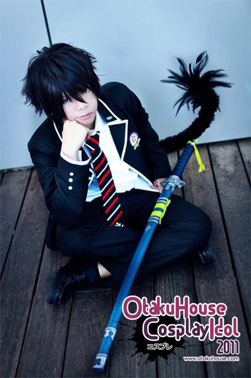 9.Max - Rin Okumura From Ao No Exorcist(929 likes)