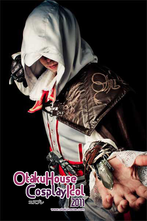 13.Marco Cr - Ezio Auditore From Assassins Creed(791 likes)