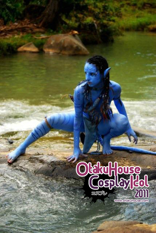 2. llonka A. Papp Amy - Neytiri From Avatar(1627 likes)