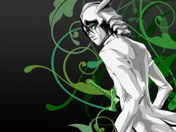 #13:Bleach - Ulquiorra (46 votes)