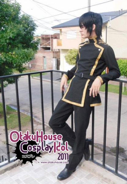 26. Takasu Firo Ryuji - Lelouch - Code Geass(315 likes)