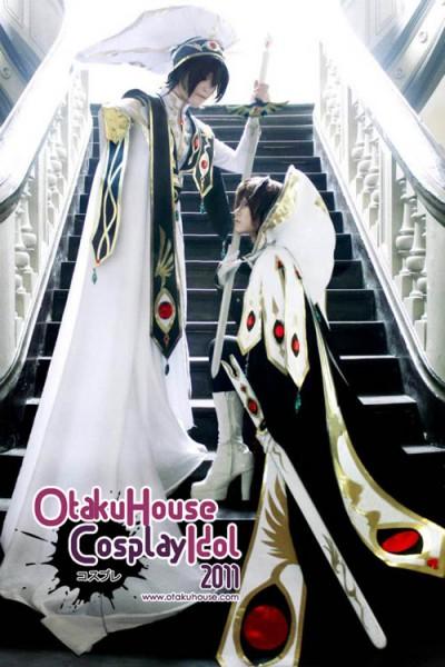 9. SilverX and Heartnet - Suzaku Kururugi and Lelouch From Code Geass (1217 likes)
