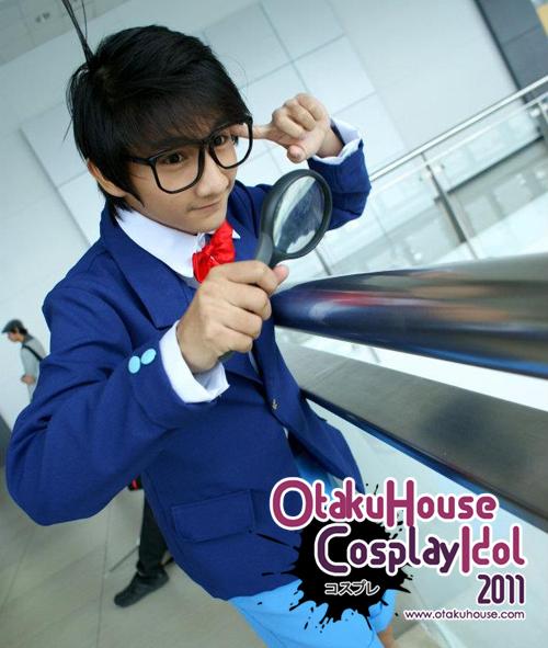 13.Dylan Ray - Conan Edogawa From Detective Conan(842 likes)