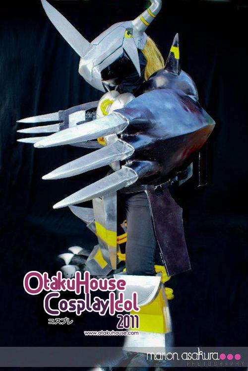 20.Mago Rey - Black WarGreymon - Digimon 02(634 likes)