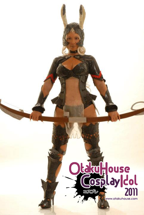 14.Ivy - Fran From Final Fantasy XII(523 likes)