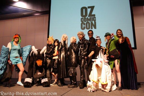 Comic-Con Adelaide 2012