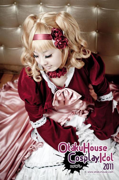13.Aly - Elizabeth Lizzy Middleford From Kuroshitsuji(560 likes)