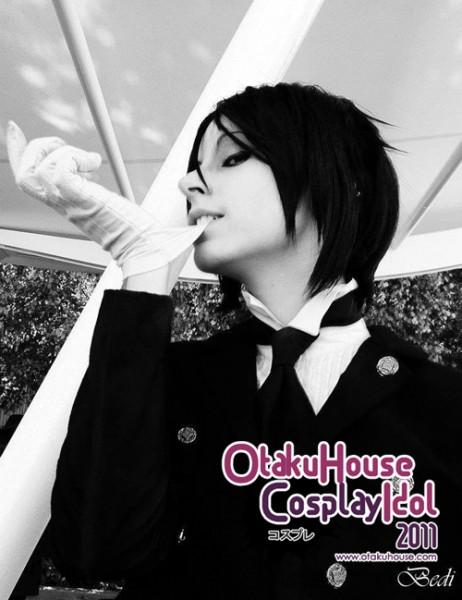 26. Youkai - Sebastian Michaelis From Kuroshitsuji(538 likes)