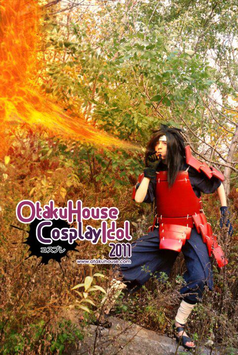 6.Tionniel - Madara Uchiha From Naruto(819 likes)