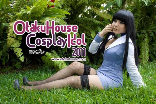 18.Anto Alien - Hinata Hyuga From Naruto Shippuden(650 likes)