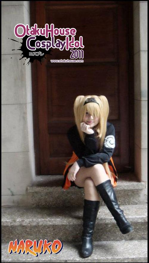 18.Anto Bartoli - Naruko From Naruto Shippuden(417 likes)