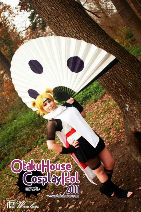 18.Akane - Temari From Naruto Shippuden(485 likes)
