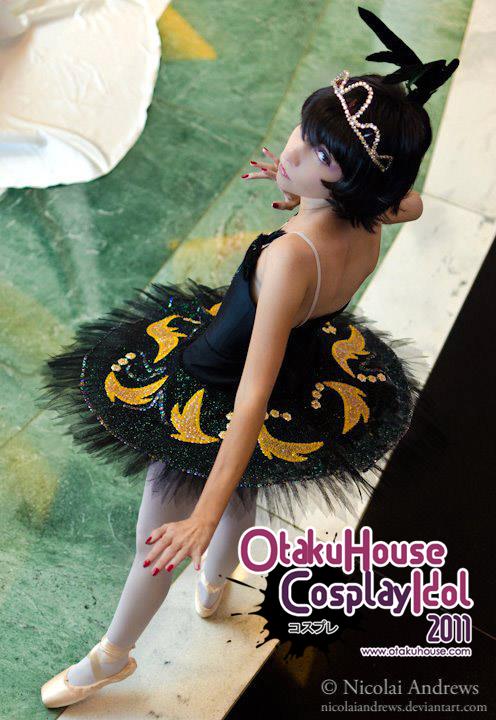 19.Hime No toki - Princess Kraehe From Princess Tutu(517 likes)